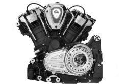 Indian Challenger 2020 motor PowerPlus 09