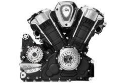 Indian Challenger 2020 motor PowerPlus 10