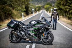 Kawasaki H2 SX SE+ 2019 prueba31