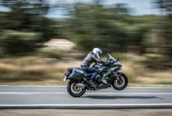 Kawasaki H2 SX SE+ 2019 prueba42