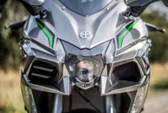 Kawasaki H2 SX SE+ 2019 prueba6