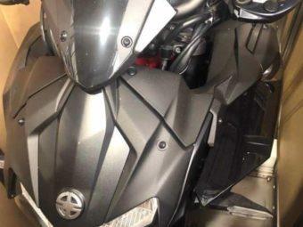Kawasaki Z H2 2020 Bikeleaks (3)