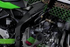 Kawasaki ZX 25R Ninja tetracilíndrica