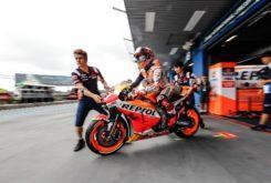 Marc Marquez MotoGP Tailandia 2019