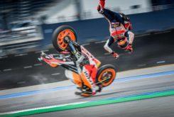 Marc Marquez caida MotoGP Tailandia 2019 (1)