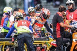 Marc Marquez caida MotoGP Tailandia 2019 (2)