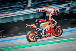 Marc Marquez caida MotoGP Tailandia 2019
