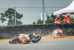 Marc Marquez caida MotoGP Tailandia 2019 (5)