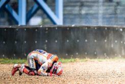 Marc Marquez caida MotoGP Tailandia 2019 (6)