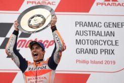 Marc Marquez victoria MotoGP Australia 2019