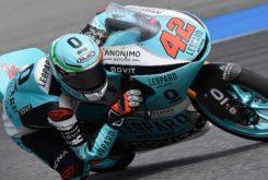 Marcos Ramirez Moto3 Tailandia 2019