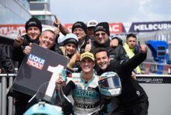 Marcos Ramirez pole Moto3 Australia 2019