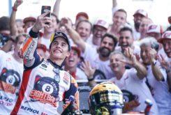 MotoGP Marc Marquez campeón 2019 Tailandia16