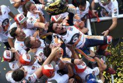 MotoGP Marc Marquez campeón 2019 Tailandia20