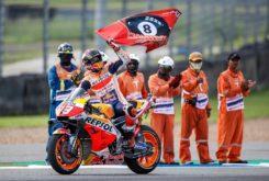 MotoGP Marc Marquez campeón 2019 Tailandia26