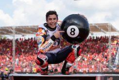 MotoGP Marc Marquez campeón 2019 Tailandia34