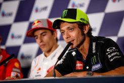 Rueda prensa GP Tailandia 2019 Valentino Rossi Marc Marquez (9)