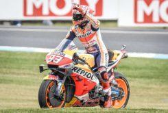Salvada Marc Marquez MotoGP Australia 2019 (2)