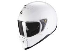 Scorpion exo fighter solid white