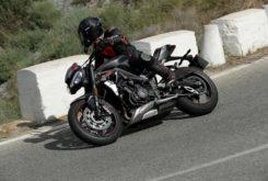 Triumph Street Triple RS 765 2020 prueba33
