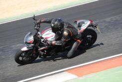 Triumph Street Triple RS 765 2020 prueba8