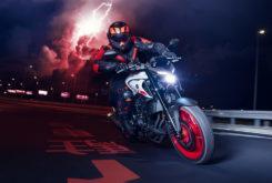 Yamaha MT 03 2020 07