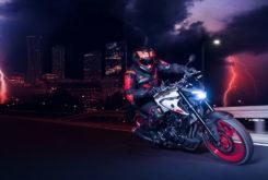 Yamaha MT 03 2020 09