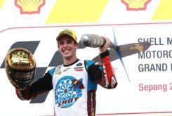 Alex Marquez Campeon Moto2 2019 Malasia2