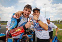 Alex Marquez Marc Marquez titulo Moto2 Malasia 2019