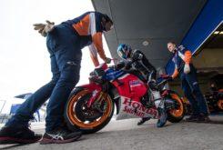 Alex Marquez Test Jerez MotoGP 2020 02