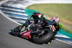 Ana Carrasco prueba Kawasaki ZX 10RR SBK Jonathan Rea (03)