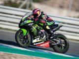 Ana Carrasco prueba Kawasaki ZX 10RR SBK Jonathan Rea (05)