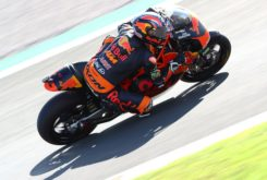 Brad Binder Moto2 Valencia 2019
