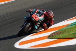 Fabio Quartararo pole MotoGP Valencia 2019