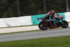 Fabio Quartararo pole MotoGP Malasia 2019