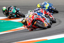 GP Valencia 2019 Audiencias Cuatro