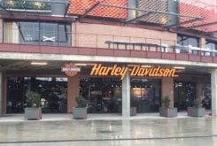 Harley Davidson Madrid Sur concesionario centro comercial