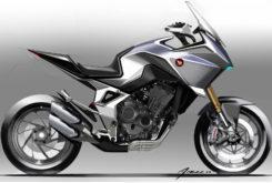 Honda CB4X concept 202014