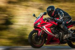 Honda CBR650R 2019 pruebaMBK25
