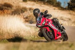 Honda CBR650R 2019 pruebaMBK26