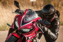 Honda CBR650R 2019 pruebaMBK30