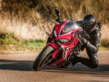 Honda CBR650R 2019 pruebaMBK33