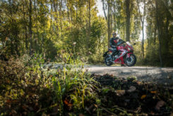 Honda CBR650R 2019 pruebaMBK40