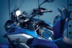 Honda NC750X 20209