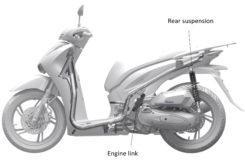 Honda SH125 Scoopy 125 2020 48