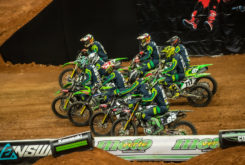 Kawasaki Team Green Cup supercross