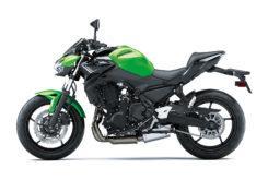 Kawasaki Z650 202022