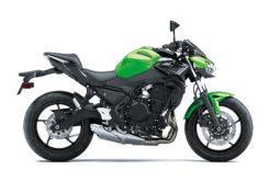 Kawasaki Z650 202024