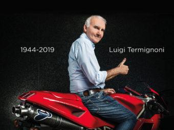Luigi Termignoni fallece 75 años