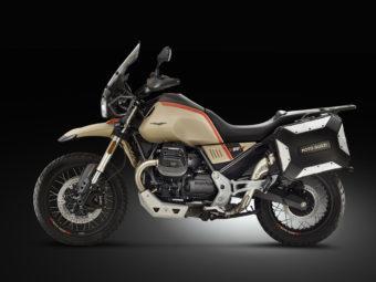 Moto Guzzi V85 TT Travel 20204